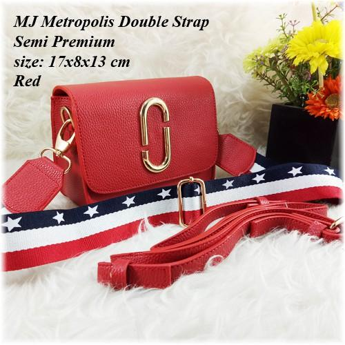 MJ Metropolis Double Strap SemPrem