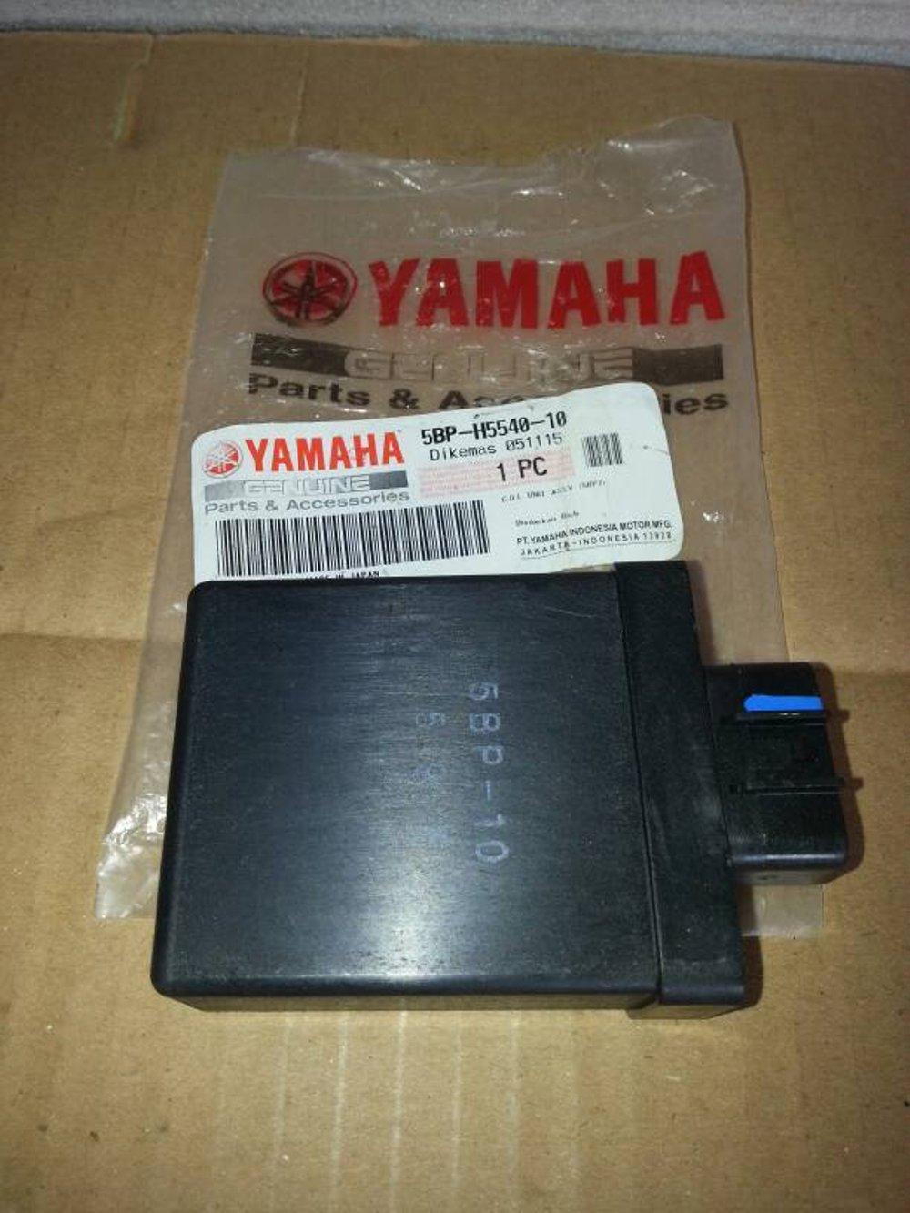 CDI Yamaha Scorpio / Scorpio Z Original sparepart murah
