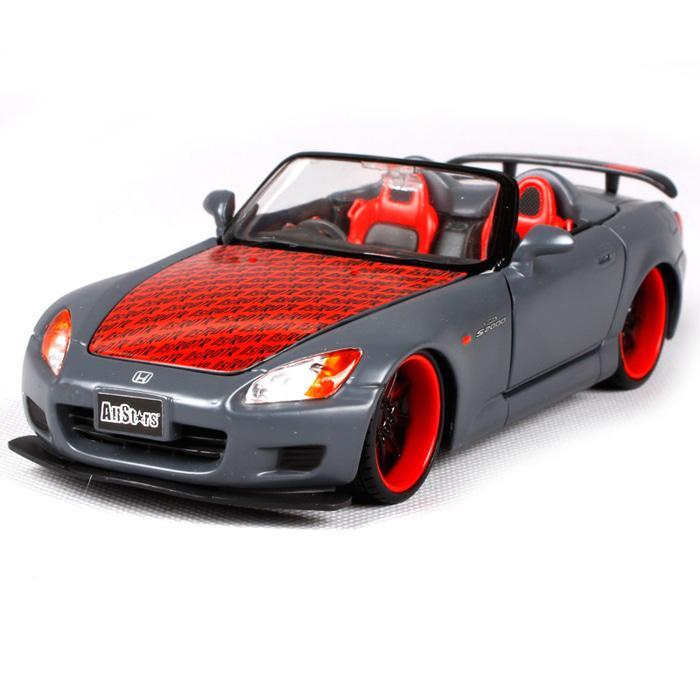 ORIGINAL!!! Diecast MAISTO 1:24 Honda S2000 Motif - Lk0y47