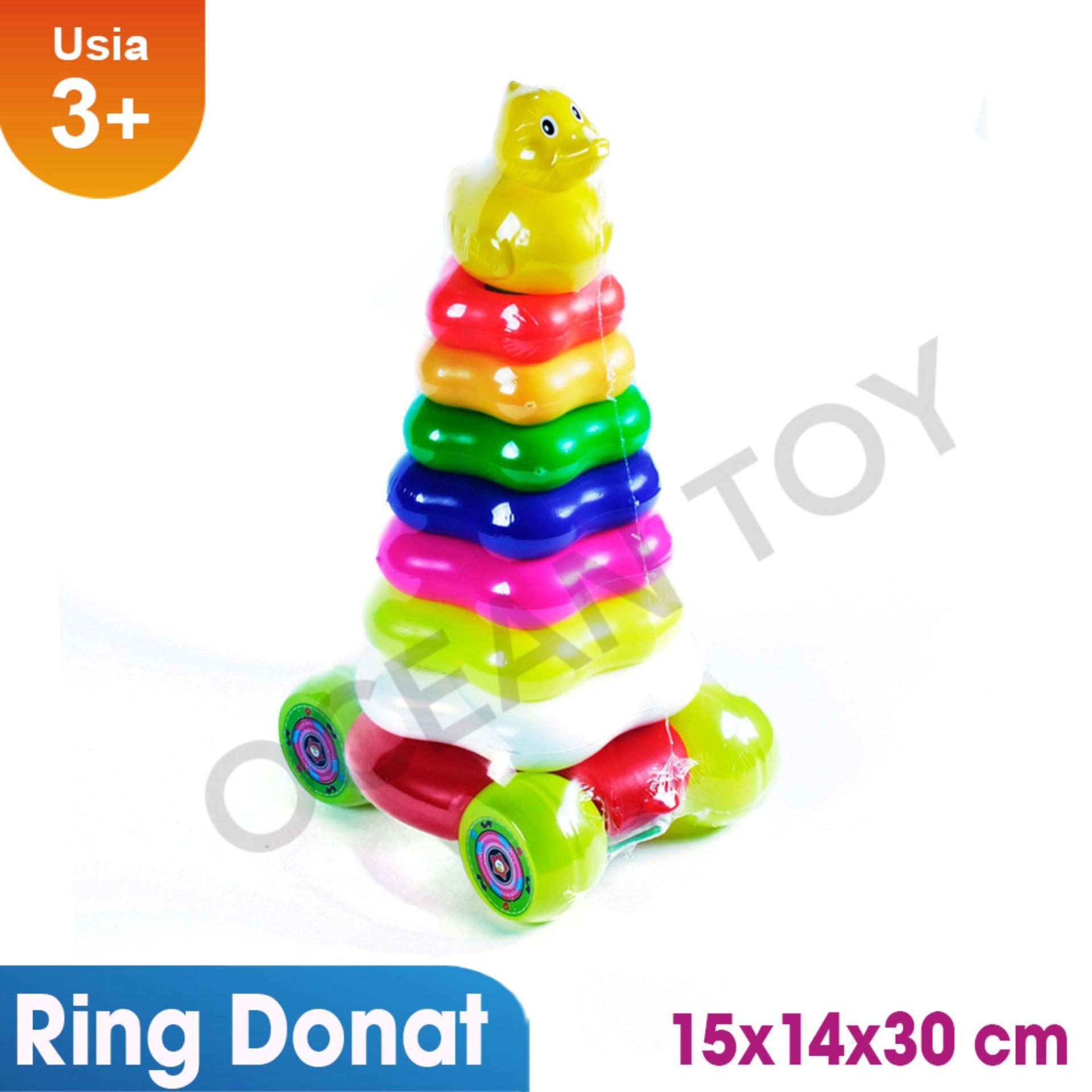 Mainan Ring Donat Bebek Spesial Promo PuaSale Lazada