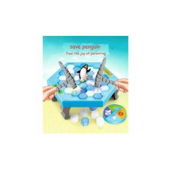 TERMURAH Family Game - Save The Penguin Activate Ice Trap Ketok Es Fun Toysmainan Edukasi / Hadiah Ulang Tahun