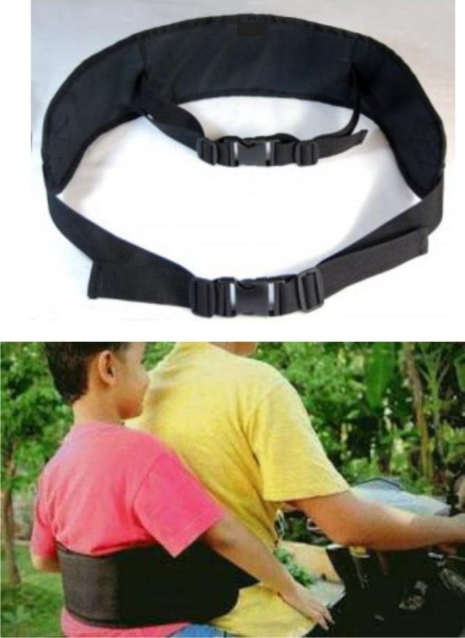 promo sabuk pinggang anak dan orang tua naik motor - ikat pinggang - sabuk original