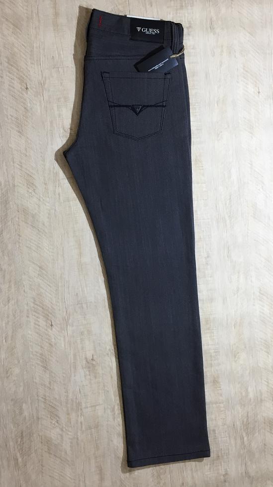 PROMO !! Celana Jeans Pria SLIM FIT STRAIGHT GUESS Import Murah Harga Promo