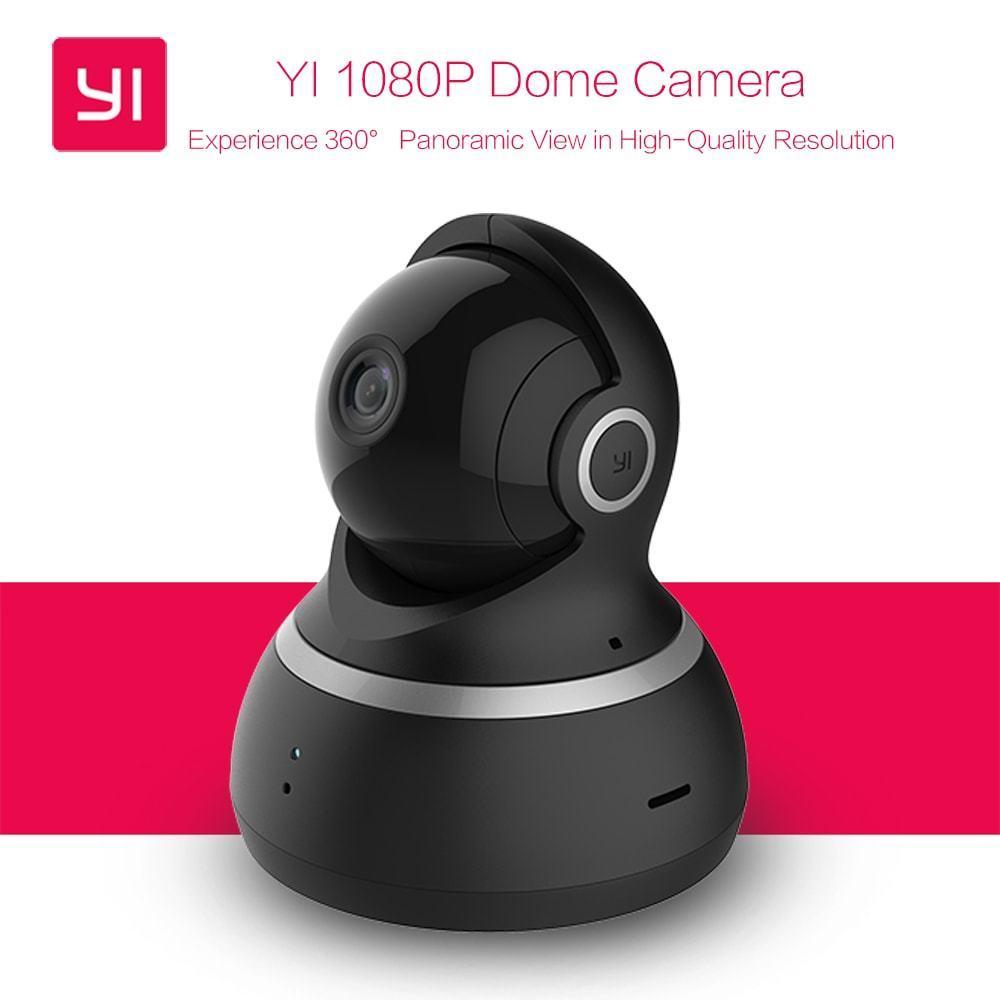 Xiaomi Yi Dome CCTV 1080p FHD International Version Garansi resmi