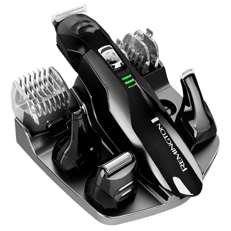 REMINGTON PG6020-AP All in 1 Titanium Rechargable Shaver 59df704962