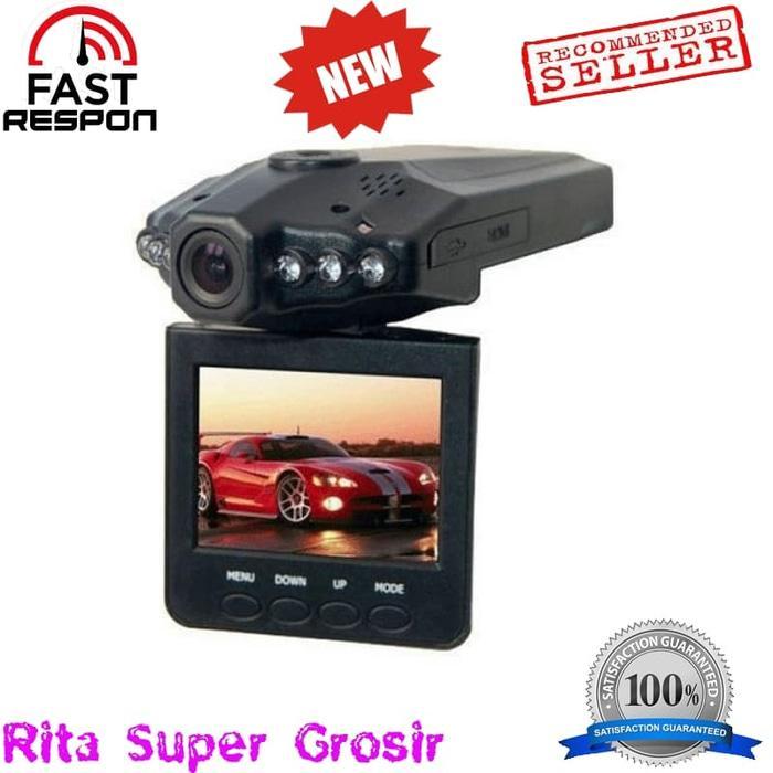RSG Car Recorder 6 IR LED 2 5 Inch TFT Color LCD HD Car DVR Camera PD