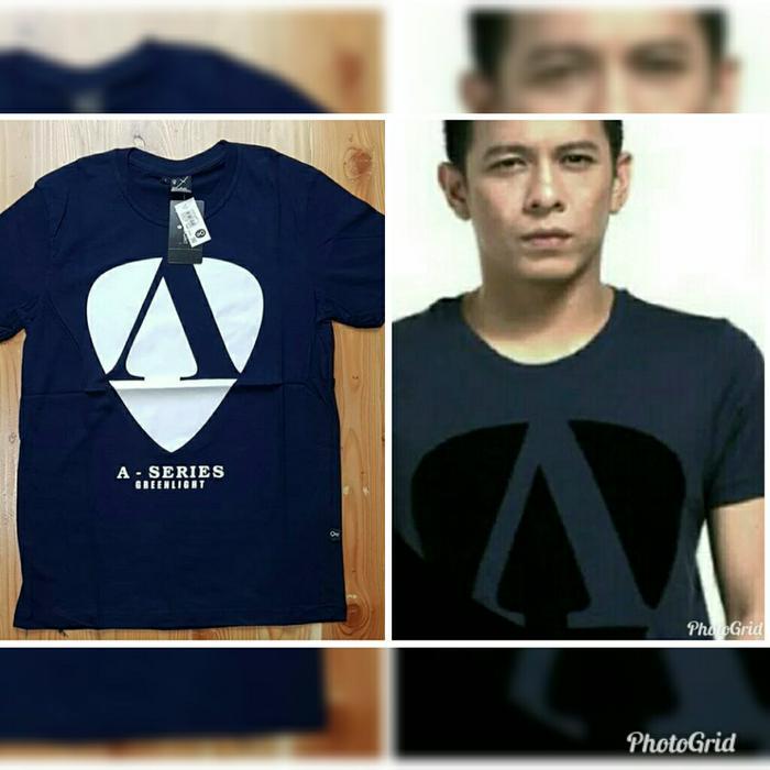 HOT PROMO!!! 84 Super Copy - T-Shirt Grlt Ariel / Kaos Baju Greenlight Ariel