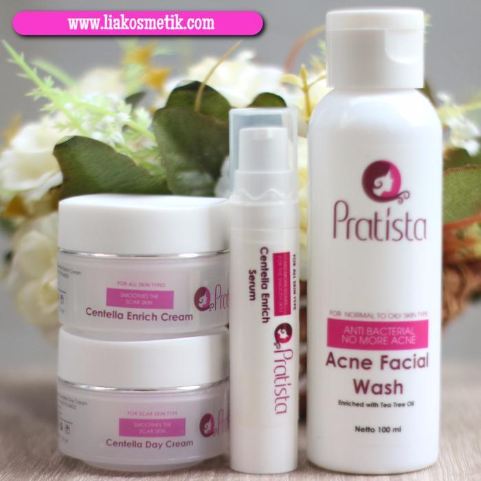 SALE - Paket Cream Penghilang Bopeng atau Obat Lubang Bekas Jerawat dan Cacar Original