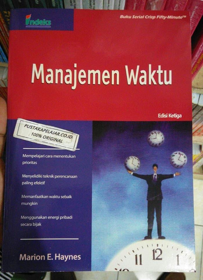 BUKU MANAJEMEN WAKTU EDISI KETIGA - MARION E. HAYNES - INDEKS