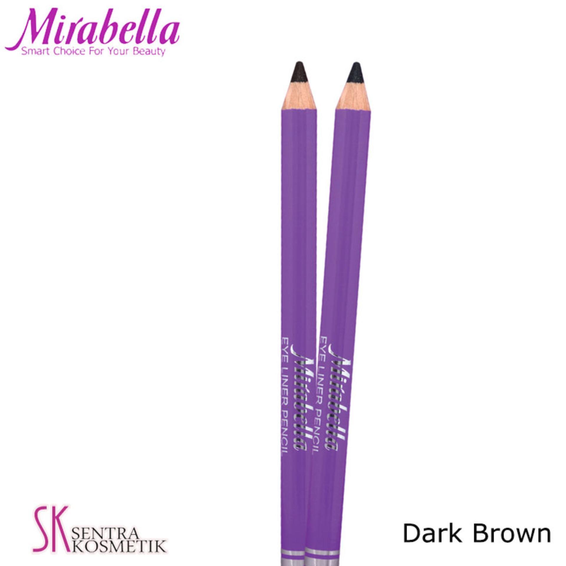 MIRABELLA EyeBrow Pencil - Dark Brown