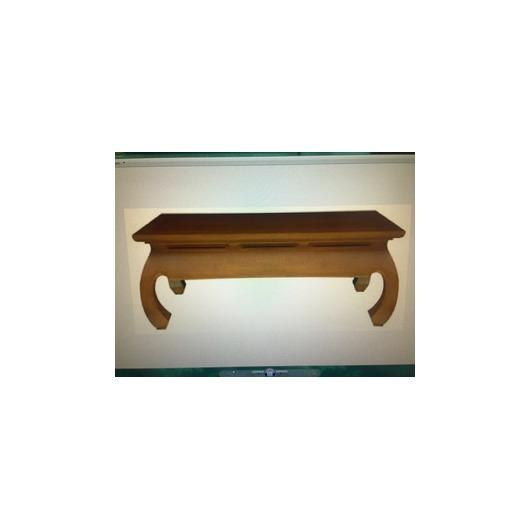 BJ 40 - COFFEE TABLE KETAPANG