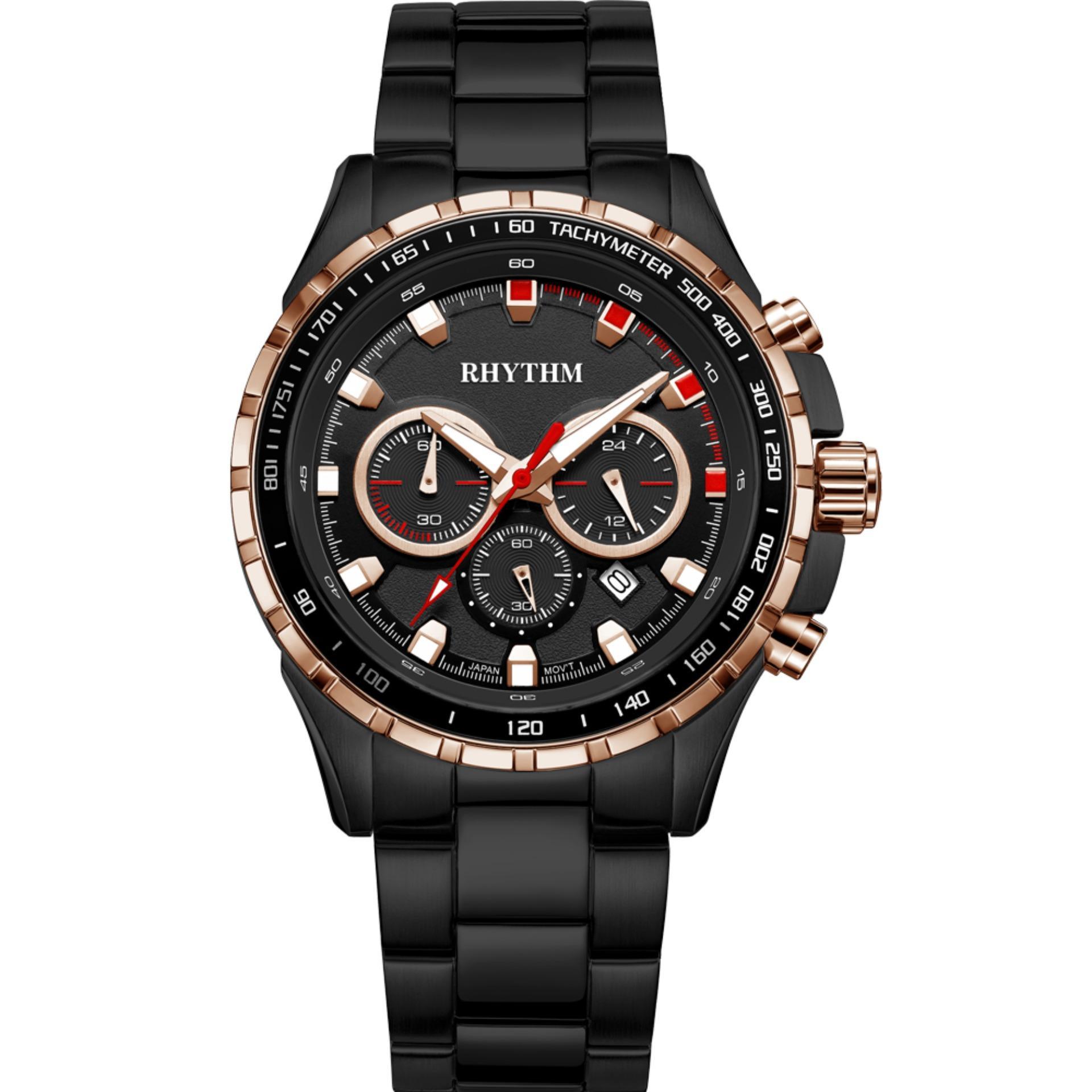 Jam Tangan Pria Rhythm General G1301s 05 Daftar Harga Terbaru Dan Global Timepiece Rq1611s 07 Silver Putih S1411s Stainless