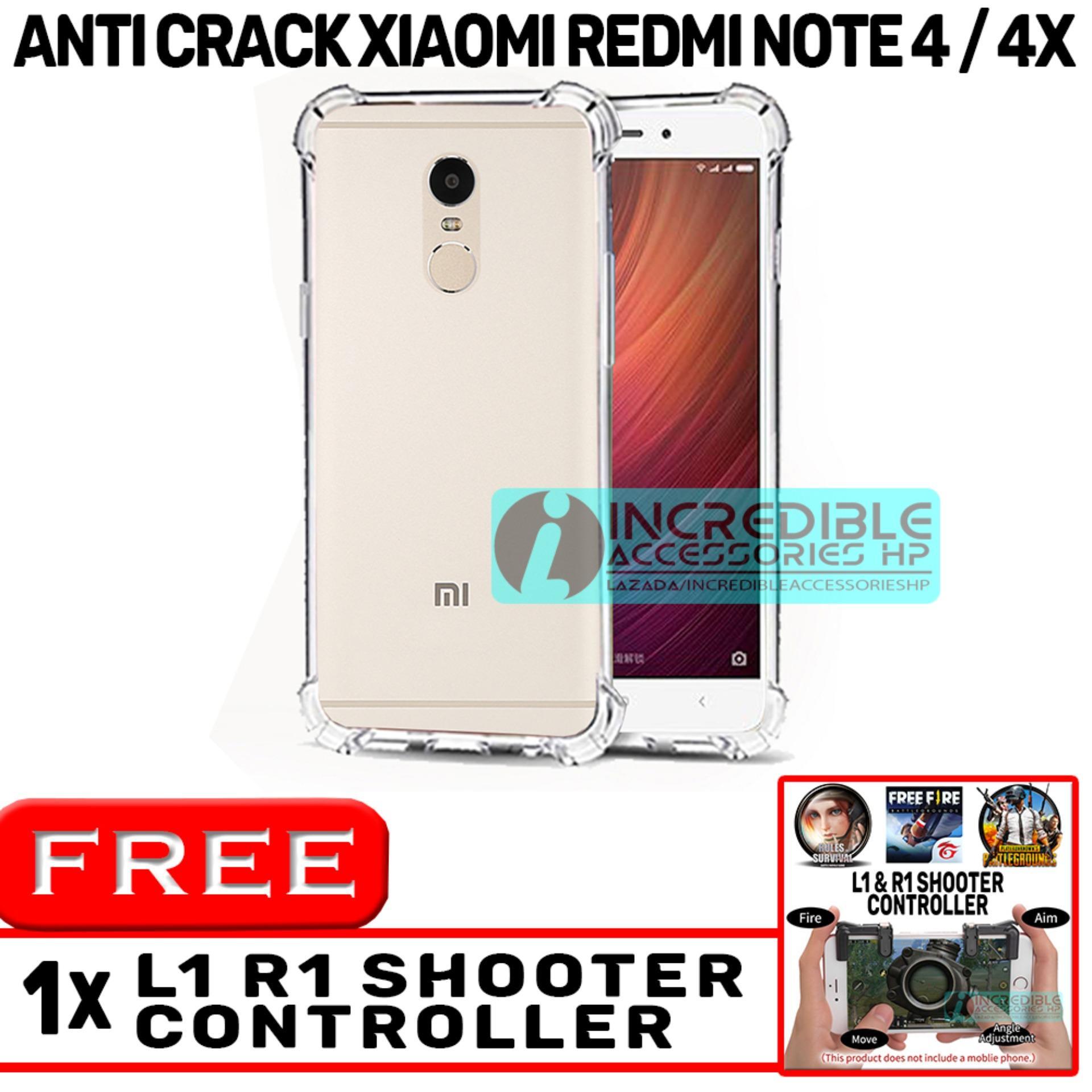 ... Baby Skin Slim + Case Anticrack Vivo Y81_BENING_fourten_shop. Source · Anti Crack for Xioami Redmi Note 4x (Snapdragon & Mediatek) Softcase Elegant Anti ...