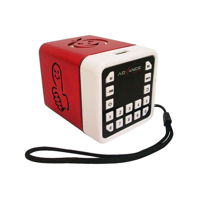 ... MURAH/SPEAKER MURAH/. Source · Speaker Mini Portable Advance R1 With Slot USB dan Micro SD