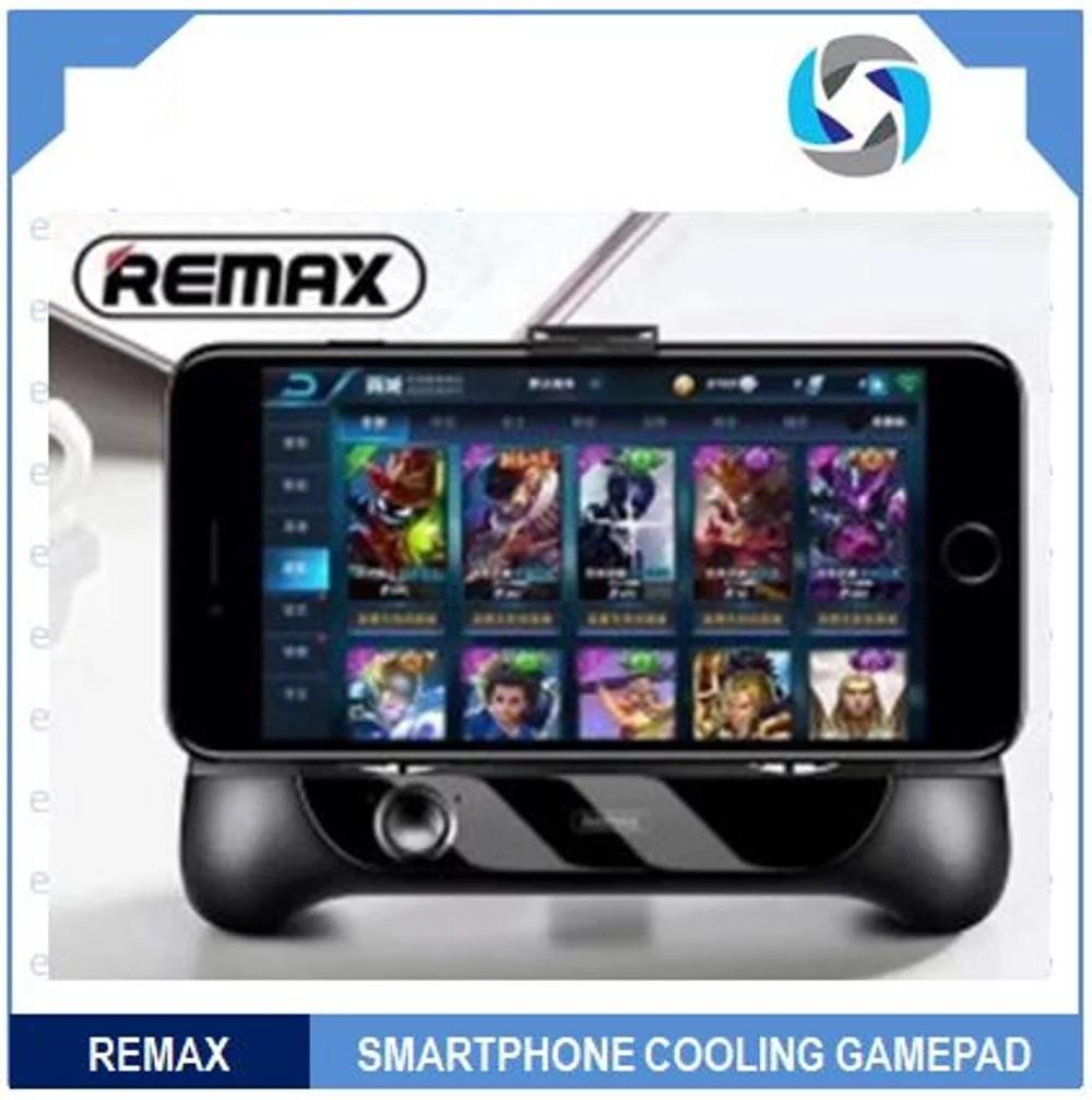 Buy Sell Cheapest Remax Karen Hp Best Quality Product Deals 3d Enlarged Screen White Putih Smartphone Cooling Gamepad Pendingin Game Rt Em01