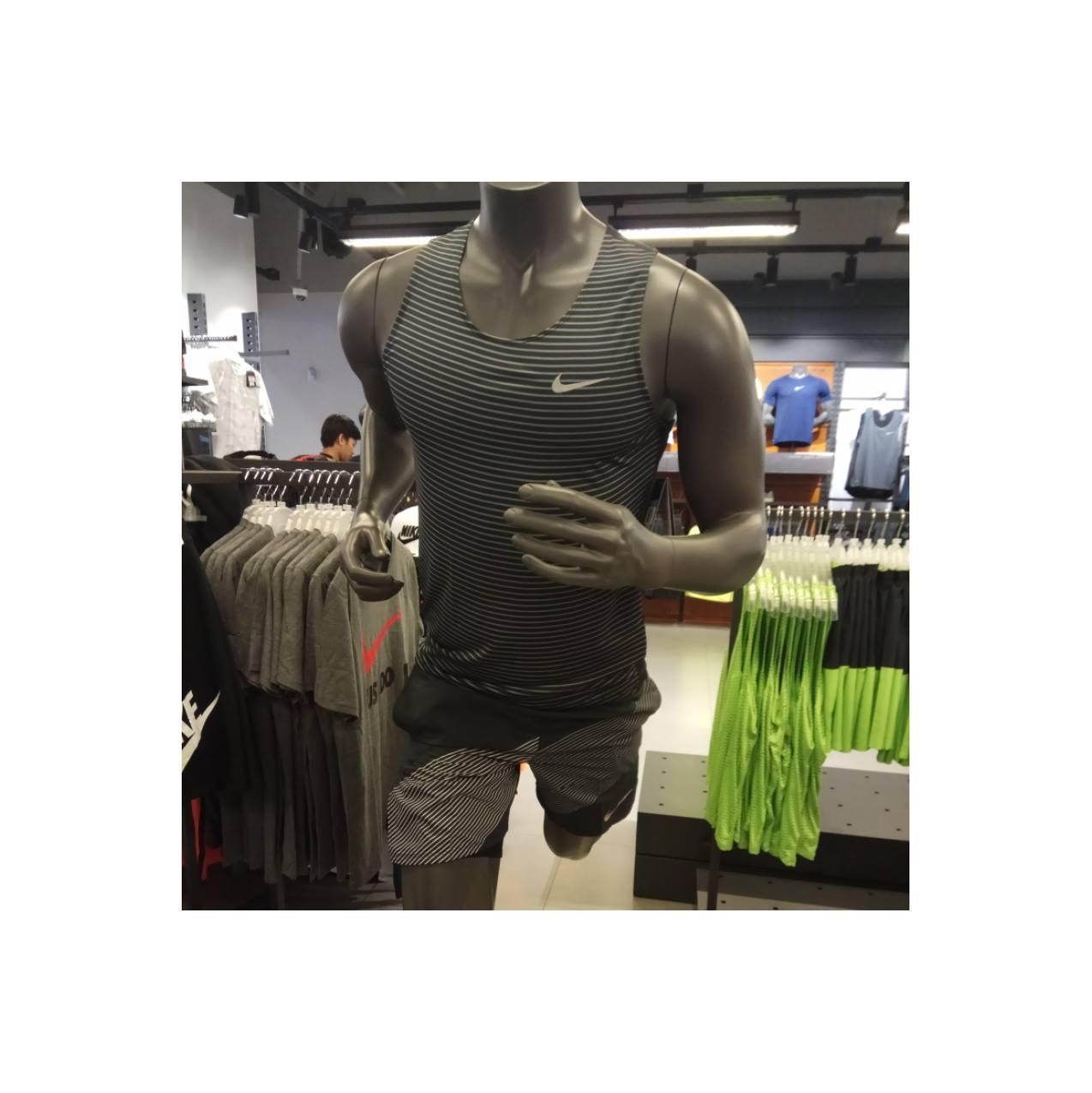 As Nike Racing Printed Singlet