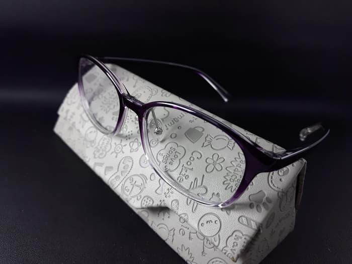 Terlaris  Kacamata Frame Dior Full Set LTT2187 Keren Best Quality 1 Best Seller