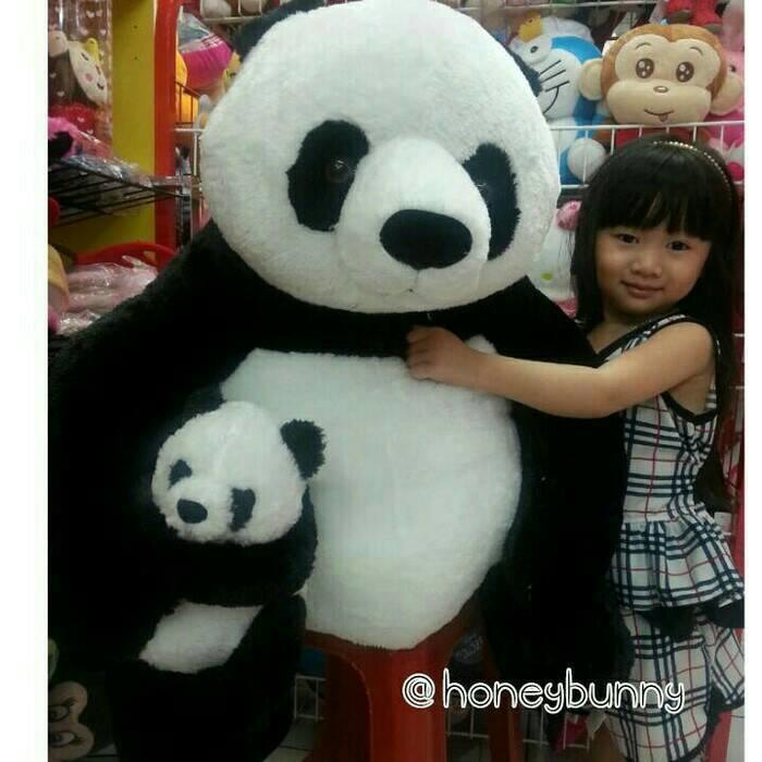 Boneka Doraemon Jumbo Giant 110cm Termurah Update Daftar Harga Source ·  Boneka Panda Mom N Kids 0f3903c011