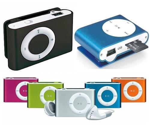 Mini Mp3 / Mp3 Player / Pod Mp3 - Lls89 By Laku-Laku Shop.