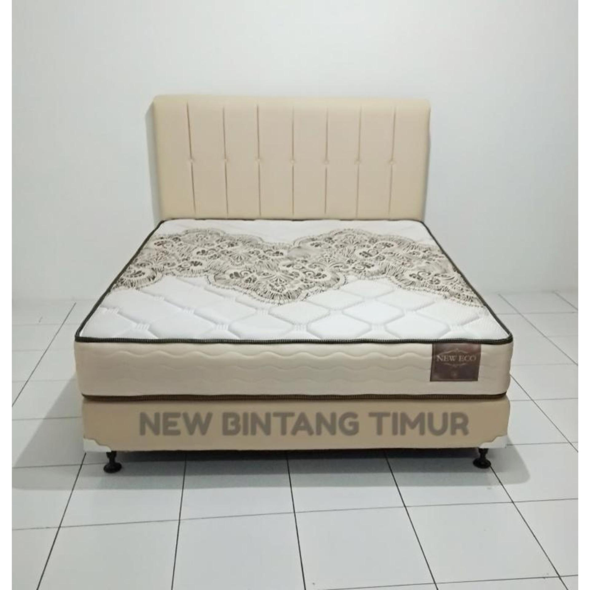 Resta Spring Bed Set By Airland Elbe 180x200x25 Cm Krem Gratis 2 Fcenter Matras Platinum Plushtop 180x200 Hanya Kasur Jawa Tengah Diy Timur New Eco 160 X 200 Hb Romeo Full