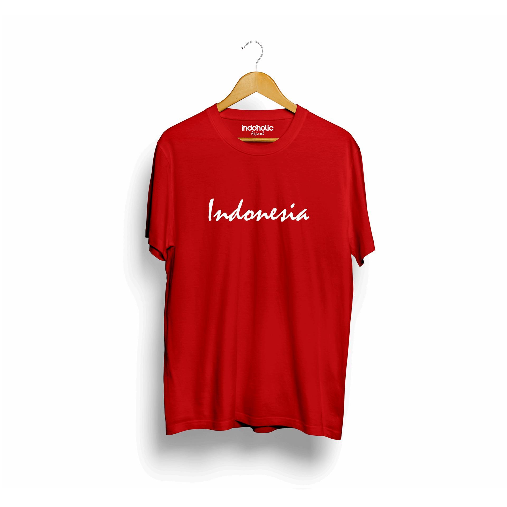 Indoholic Apparel Kaos Distro Indonesia Baju Pria Bandung Lengan Tangan Pendek Raglan Reglan Muslim Moslem Premium Lebaran Gildan Murah Keren Wanita Anime
