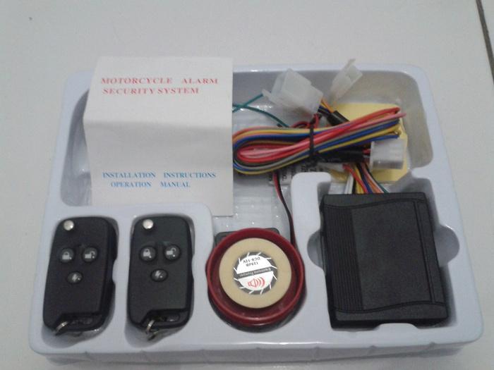 alarm F&F yang unix | ( gembok alarm motor anti maling koper sepeda pagar cakram kinbar kode tas mo