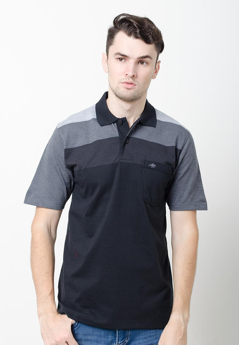 OSELLA POLO SHIRT FASHION Black