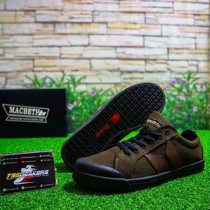 Sepatu Macbeth Vegan Man Premium Original - UDH3 - 4
