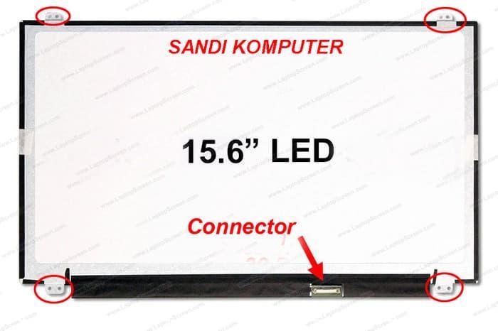 Harga Diskon!! Lcd Led Acer Aspire E5-571 E5-571G E5-551 E5-551G Series 15.6 Inch - ready stock