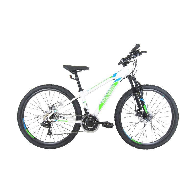 Polygon Monarch 2 Sepeda MTB - Charcoal [26 R]