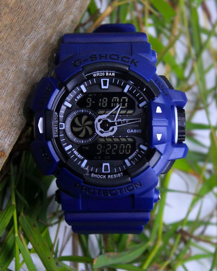 jam tangan sport pria cowo murah terbaru digital casio g shock rolex c