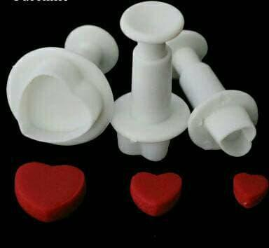 Griya Cetakan Rose Maker Cutter Putih - Daftar Harga Terlengkap ... - PLUNGER CETAKAN