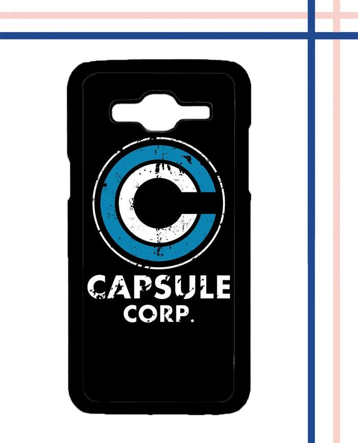 Casing HARDCASE Bergambar Motif Capsule Corp Logo Dragon Ball Z_T0042 untuk Handphone Samsung Galaxy J7 2015 SM-J700 Case