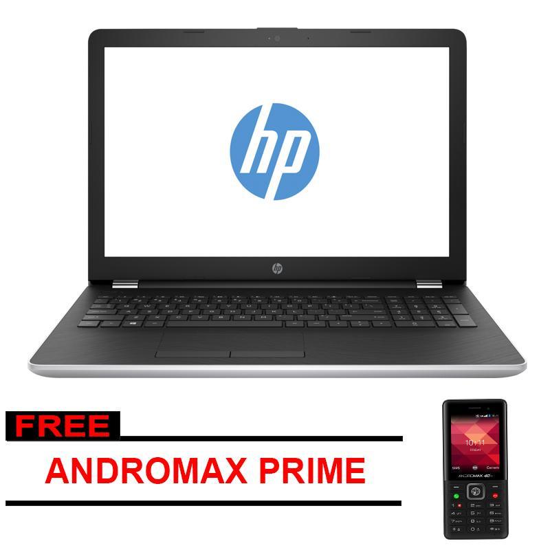 HP Notebook - 15-bw070ax - AMD Quad-Core A12-9720P APU (8GB/1TB/AMD Radeon™ 530 Graphics/FreeDOS