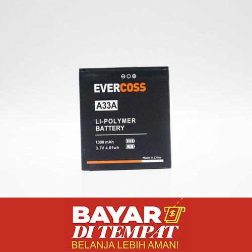 Baterai For Evercross  A33A Battery Baterai Cross