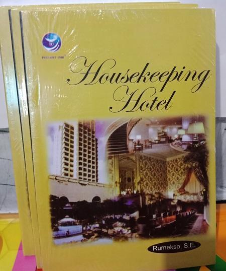 Buku Housekeeping Hotel - Rumekso