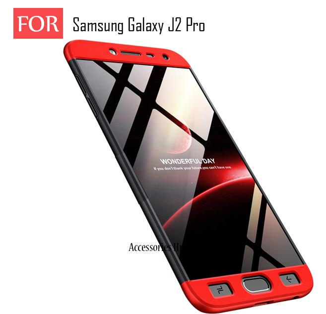 Accessories Hp CASE Hardcase 360 Full Protective For Samsung Galaxy J2 PRO 2018