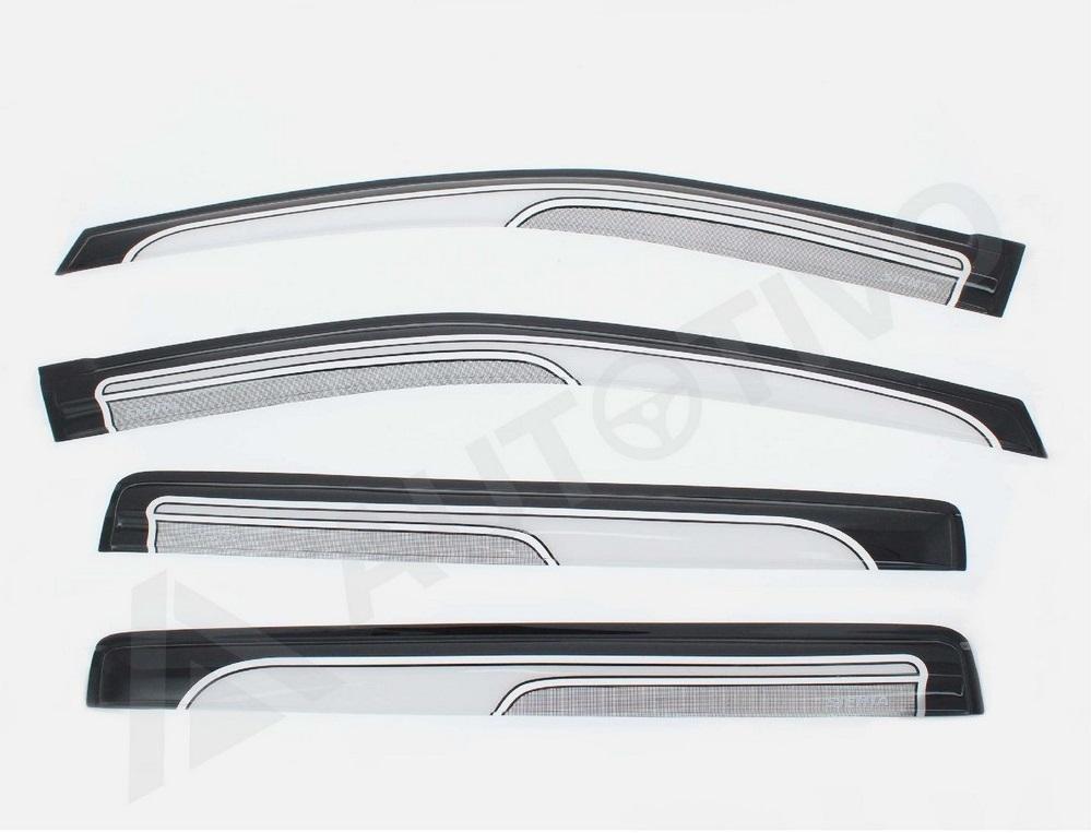 JSL Talang Air Toyota Calya Model Side Visor BestCo