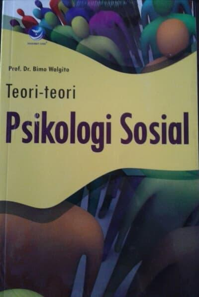 Best Top Seller!! Buku Teori-Teori Psikologi Sosial - ready stock