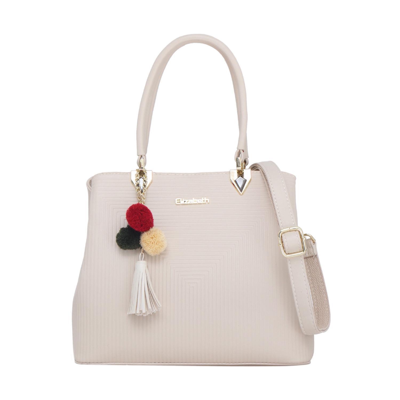 Elizabeth Bag Aditi Handbag Cream