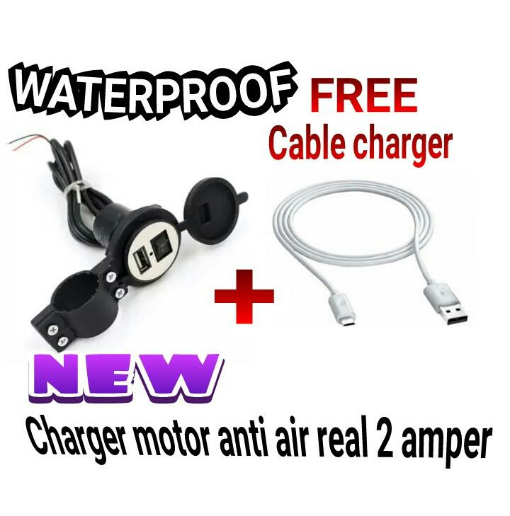 CHARGER HP MOTOR ANTI AIR 2.0 A