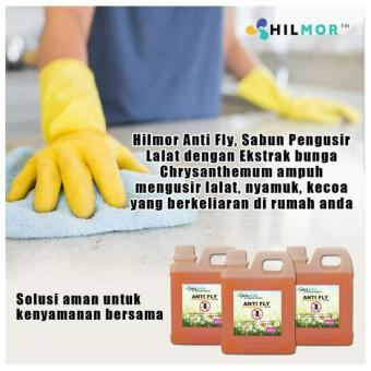 Isthana Collection Hilmor Cairan Pengusir Lalat
