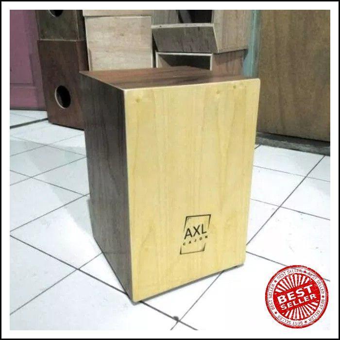 AXL Cajon Nature Standart Size - AXLCJ001