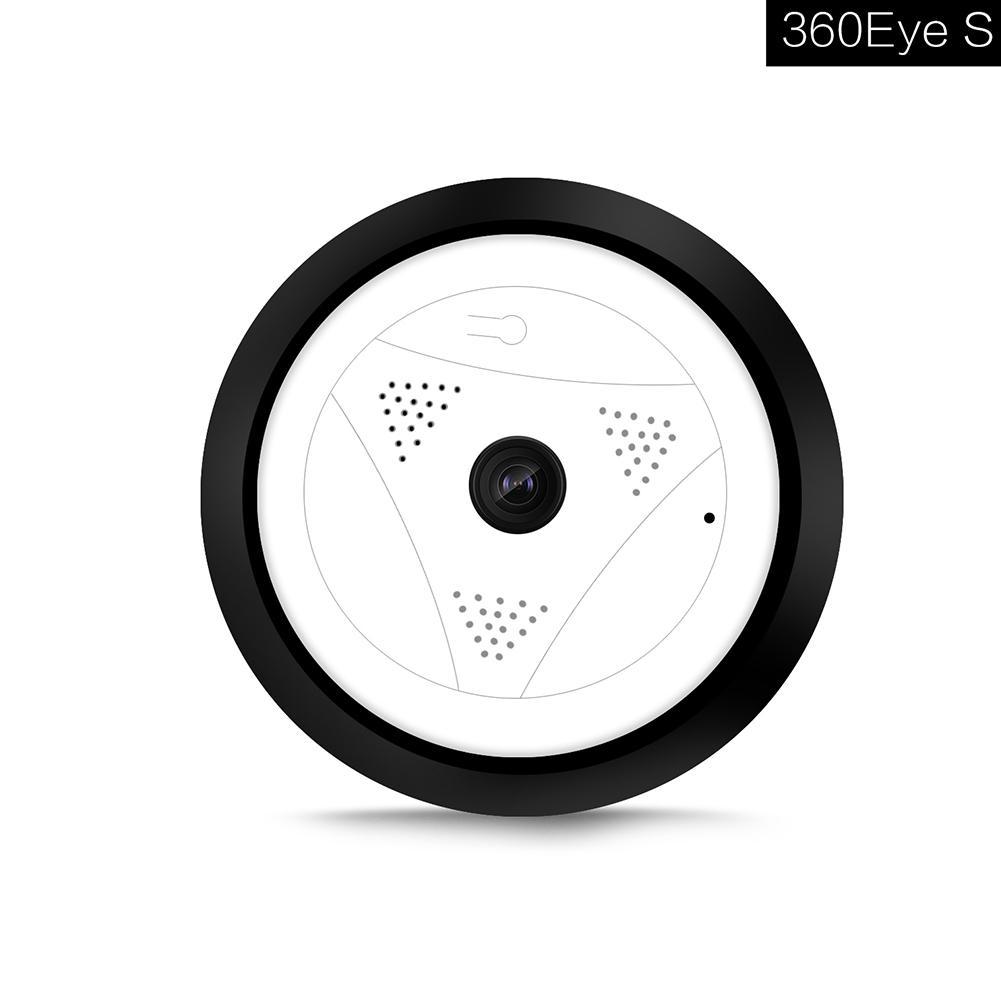 Mini DVR Mikro DV360 Panorama 200 W Piksel 1080 P Wireless WIFI Kamera Digital