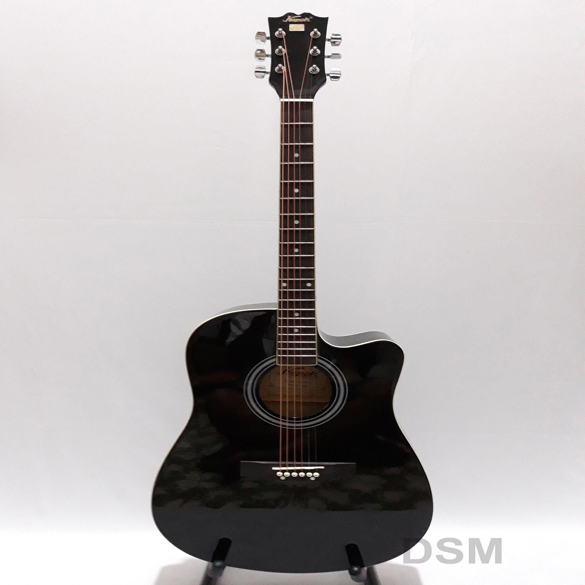 Gitar Akustik Kapok SDG 788PC BK ORI Body Besar