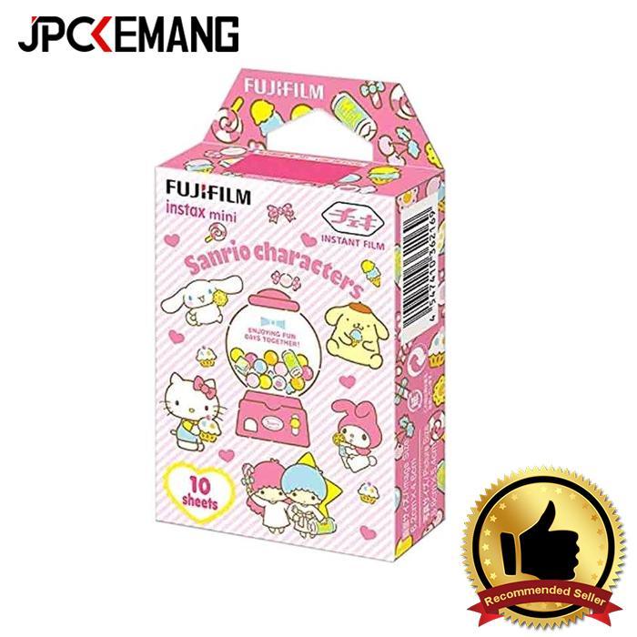 Fujifilm Paper Instax Sanrio Jpckemang By Jpc Kemang.