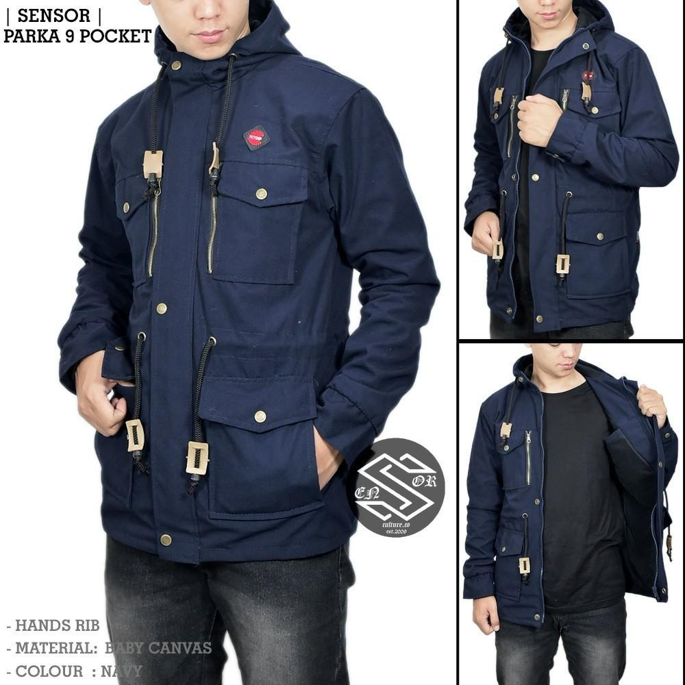 Jaket   Mantel Musim Dingin Pria  d1ad4a601e