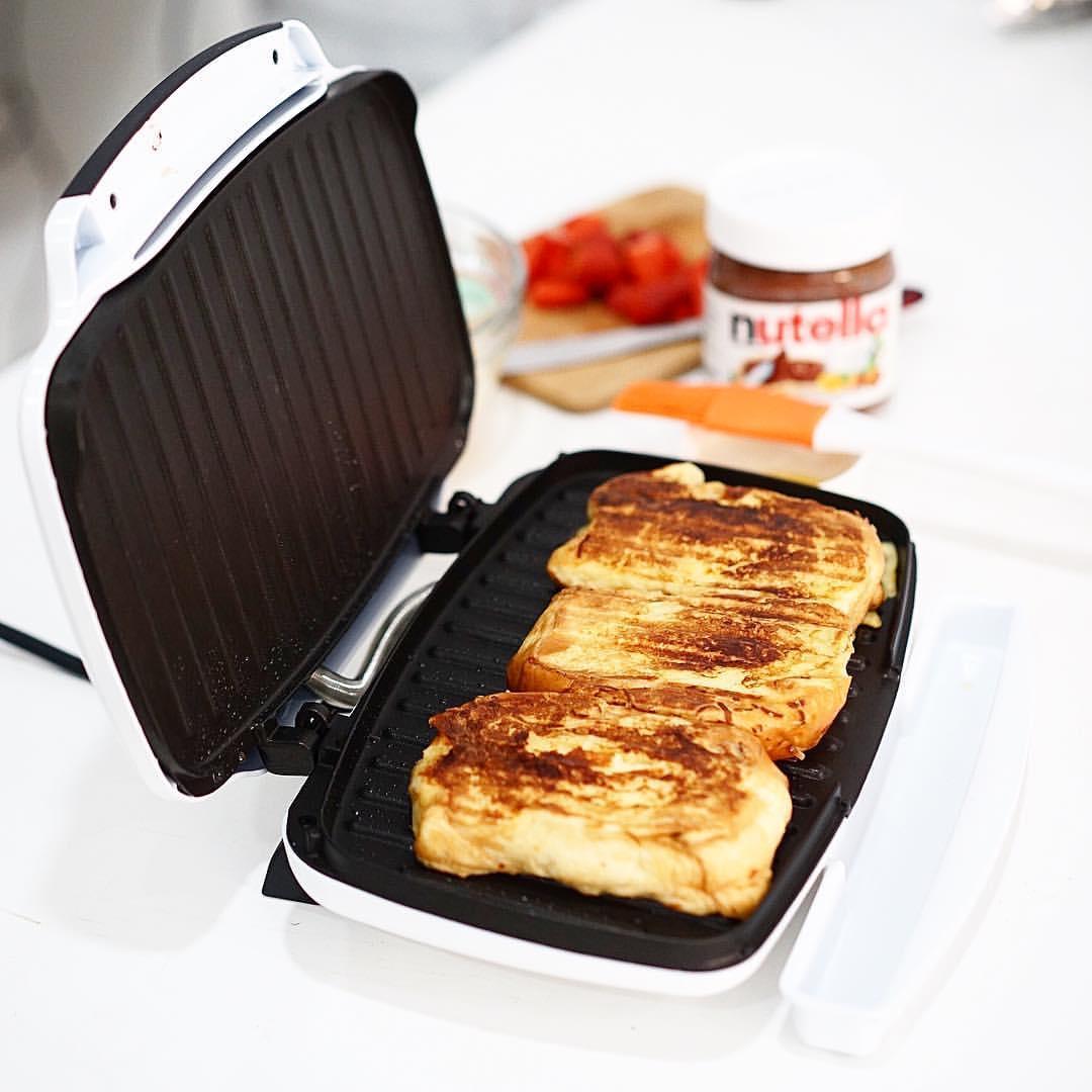Oxone OX-843 Pemanggang Roti, Alat Bakar Roti, Sandwich Griller NEW Genzakitchen