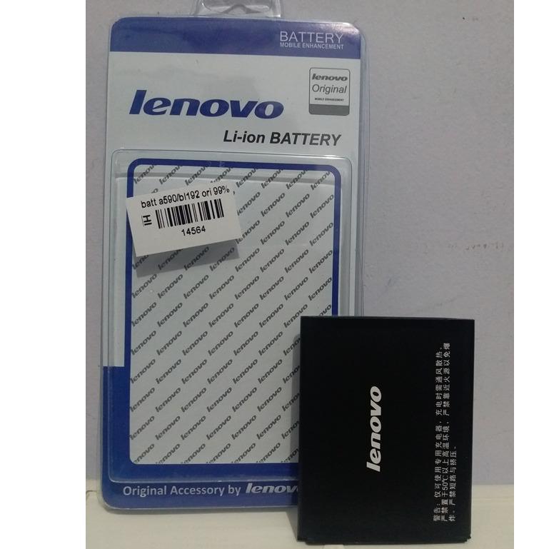 Baterai Battery Lenovo A590/A680/A750/A300/A328/Bl192 Ori 99% Pp
