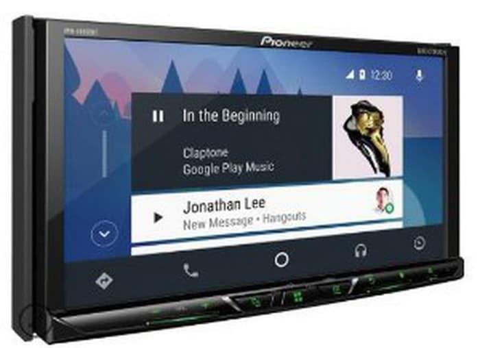 Pioneer AVH Z5050BT. 7 inch. Touch screen. Ready Apple Carplay da